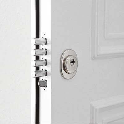 cerradura de cilindro para puerta acorazada