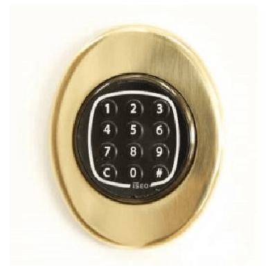 cerradura electrónica para puerta acorazada