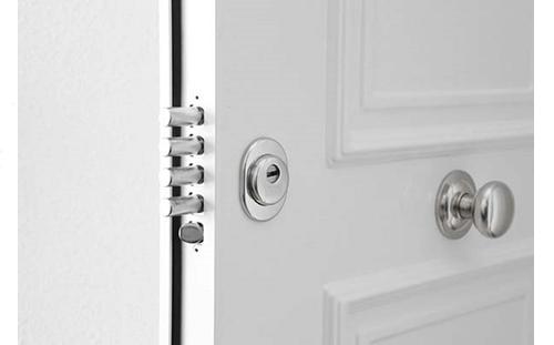 nivel de seguridad en puertas acorazadas