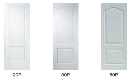 Tableros pantografiados para puertas acorazadas